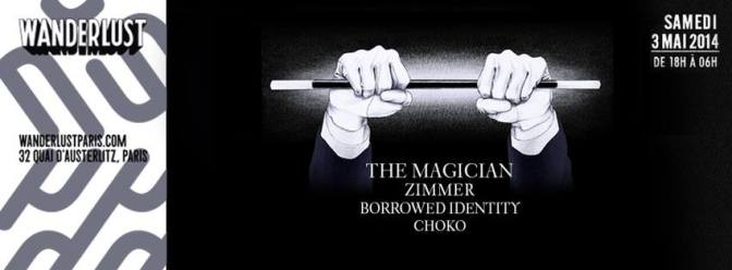 the magician wanderlust