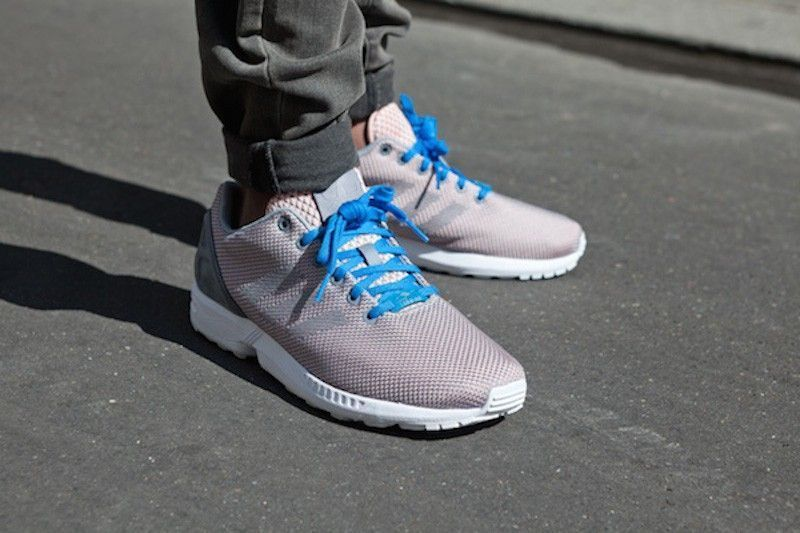 Adidas ZX Flux Weave Glow Coral