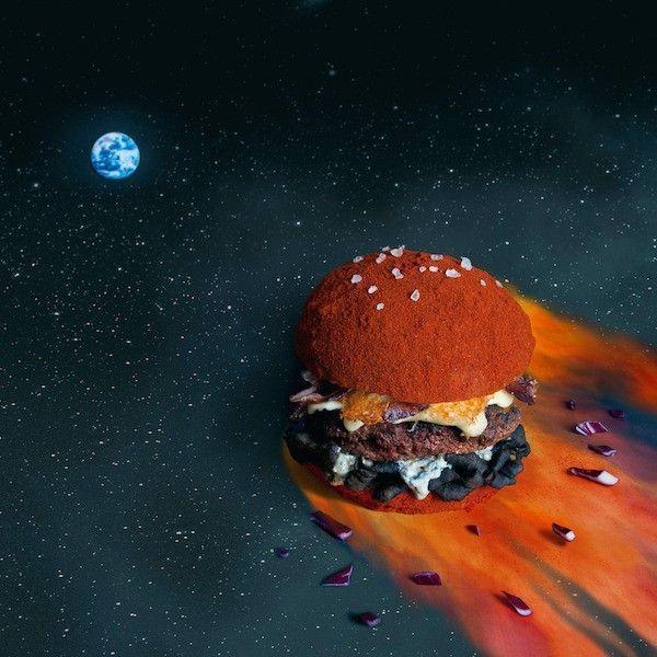 le Burger spatial