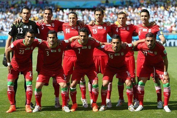 Equipe foot iran