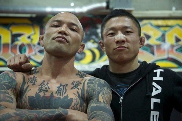 MMA Kyoji Horiguchi