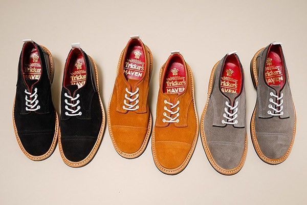 Trickers x HAVEN shoes