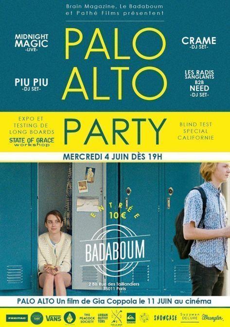 darius palo alto party