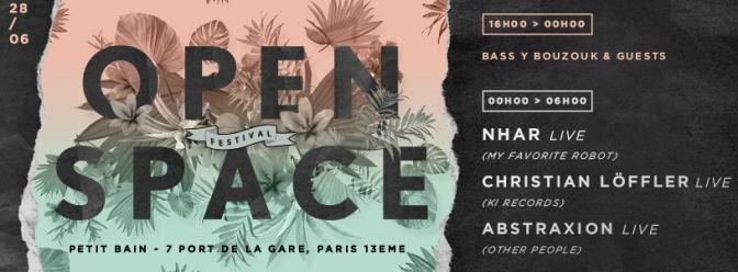 open space festival nhar
