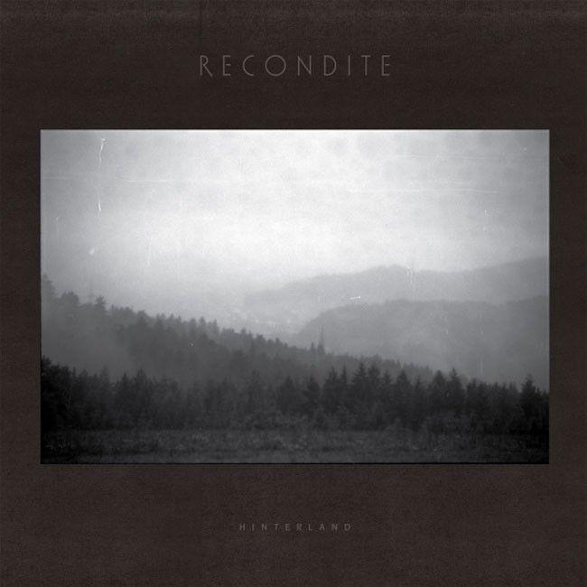 Hinterland-recondite-album