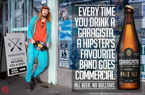 biere garagista hipsters