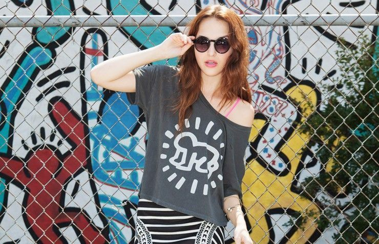 keith haring urban outfitters