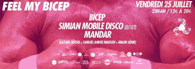 open space festival bicep
