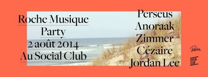 roche musique party social club