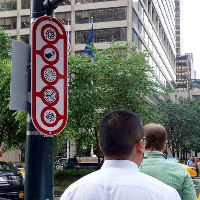 Ryan-McGinness-street-art-signs-11