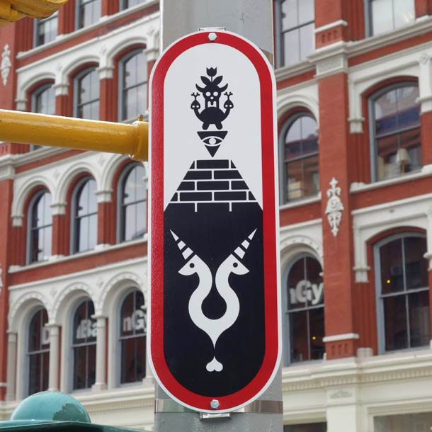 Ryan-McGinness-street-art-signs-4 (1)