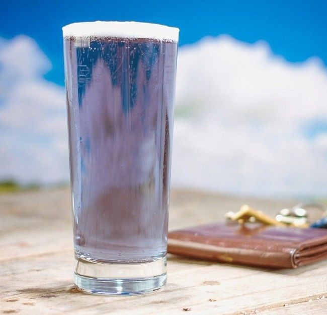 Okhotsk-Blue-Beer-Abashiri-japan