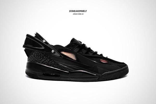 Sneaker-Melt