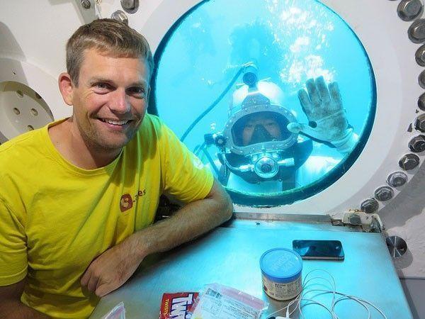 astronaute danois
