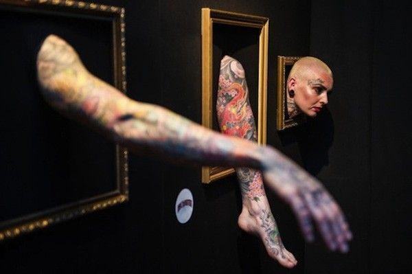 london museum tattoo