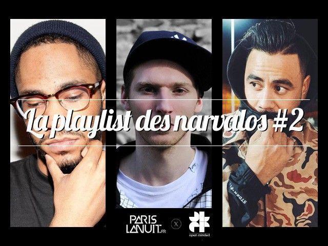 Paris La nuit playlist 02 Future bass