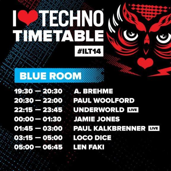 blue room i love techno