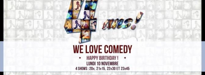 we love comedy brodinski