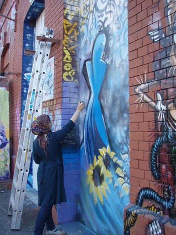 afghanistan street art