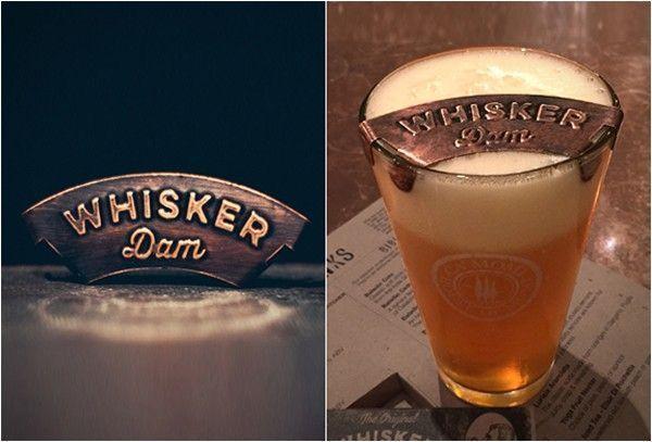 protege moustache bière