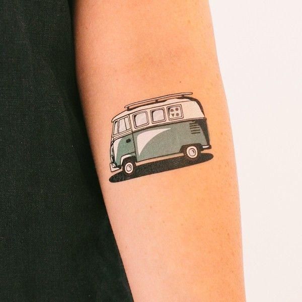 tattoo van