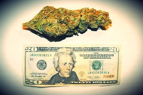weed dollar billet