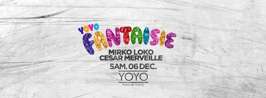 yoyo fantaisie
