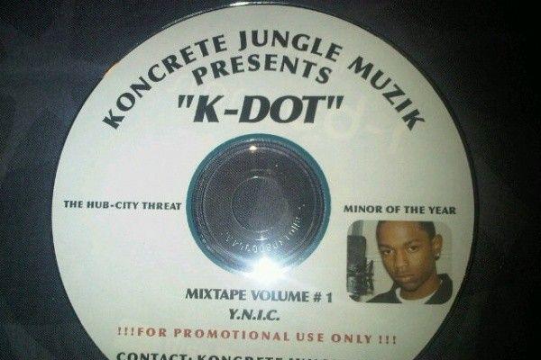 Premieres mixtape Kendrick Lamar
