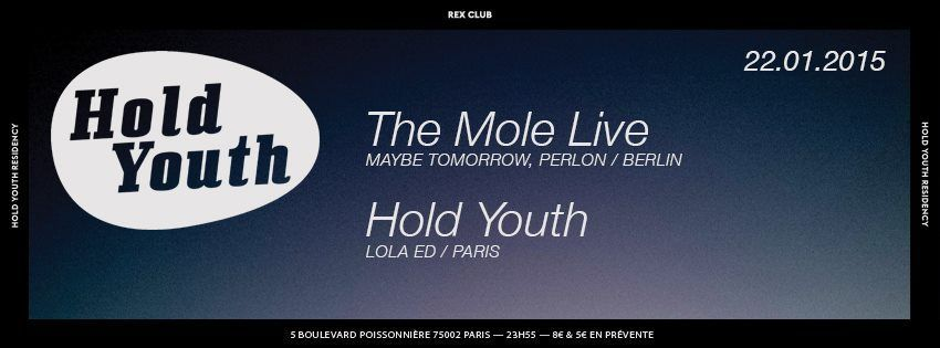 four tet hold youth