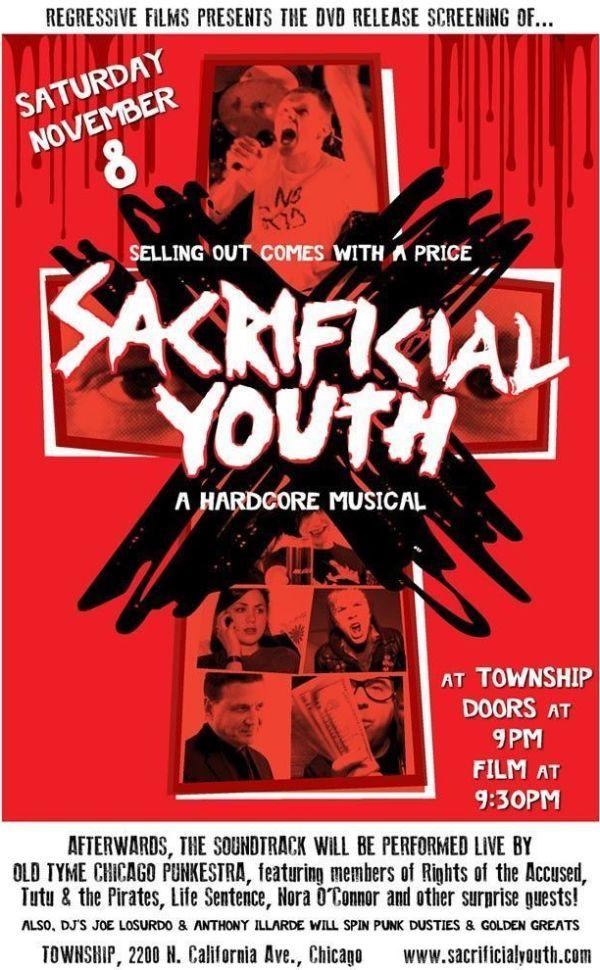 Sacrificial Youth affiche