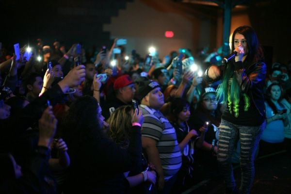 Snow that product concert