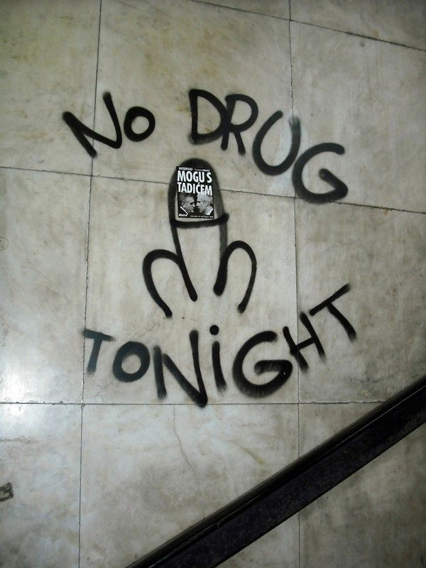 no drugs tonight vice