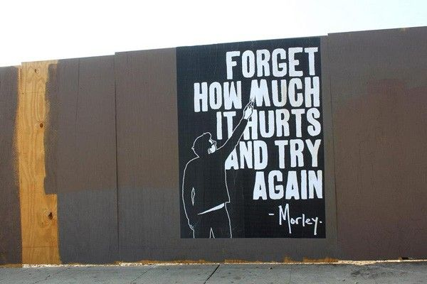 forget art