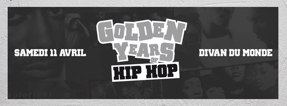 golden years of hip hop