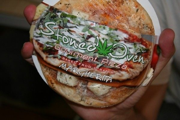 pizza weed