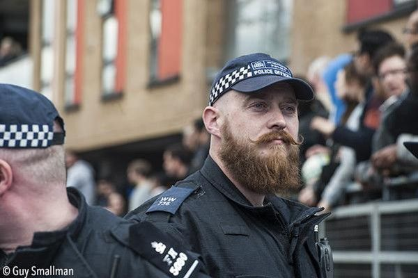 hipster police