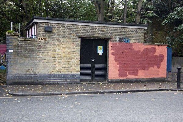 artiste mur