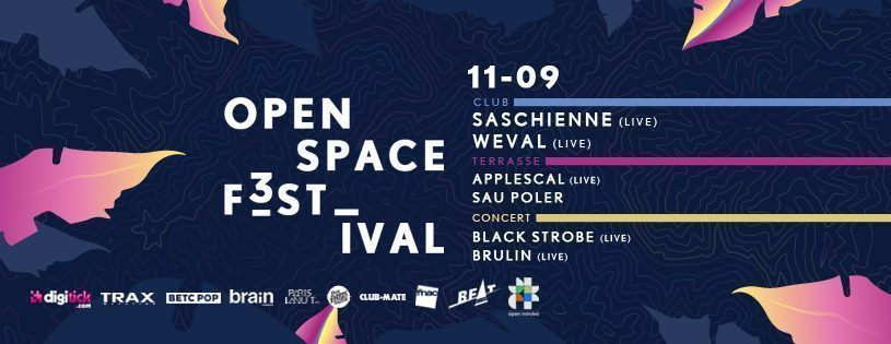open space saschienne