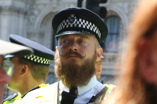 police hispter