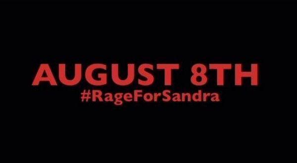 rage for sandra
