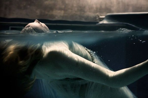 Fille de l'eau