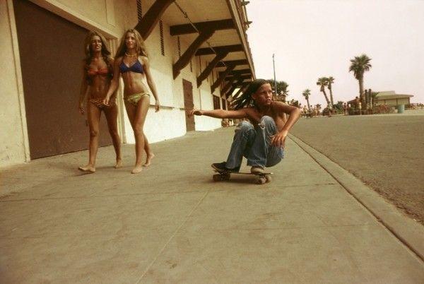 Hugh-Holland-Sidewalk-Surfer-Huntington-Beach