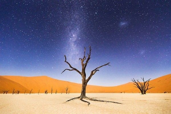 A Night at Deadvlei de Beth McCarley