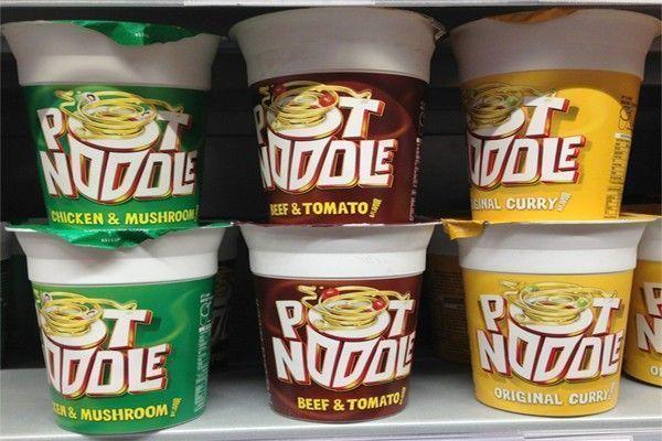 Pot-Noodles
