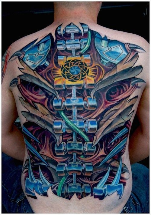 biomechanique tatoo