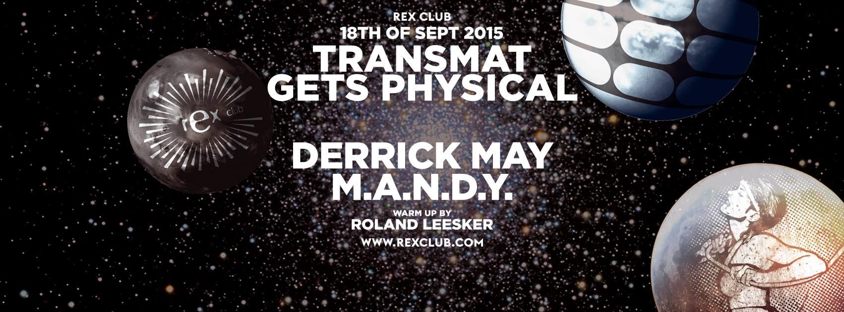 derrick may transmat
