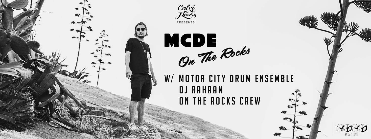 mcde on the rocks