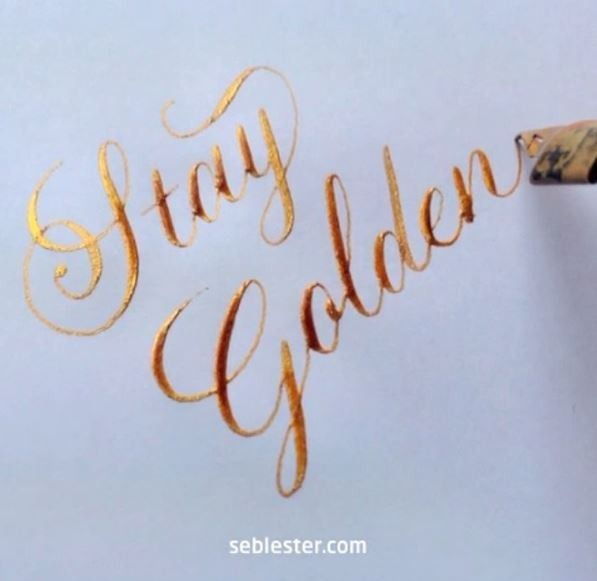 calligraphie seb lester
