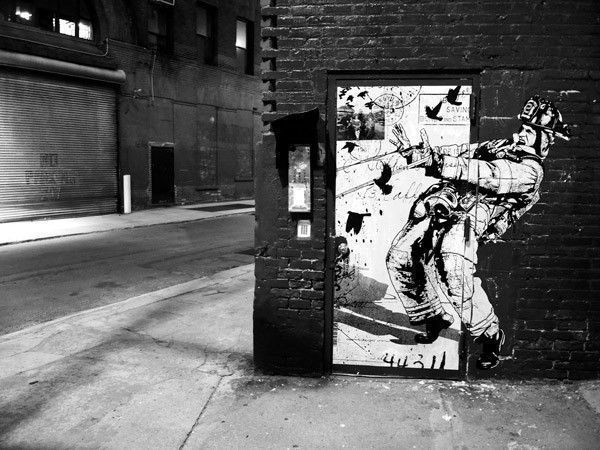 wk street art new york