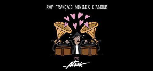 a trak minimix france rap